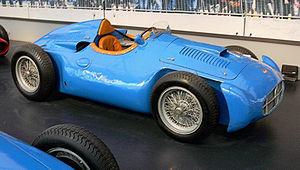 Bugatti Prototypes - Bugatti Type 251