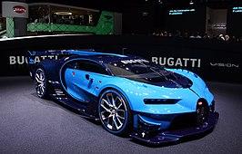 Bugatti Vision Gran Turismo - Wikipedia