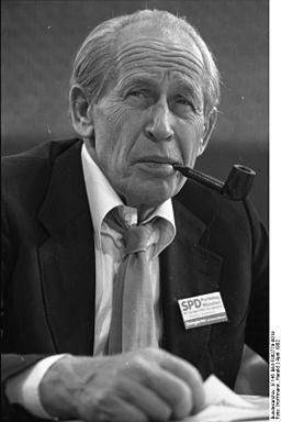 Bundesarchiv B 145 Bild-F062779-0019, München, SPD-Parteitag, Rosenthal
