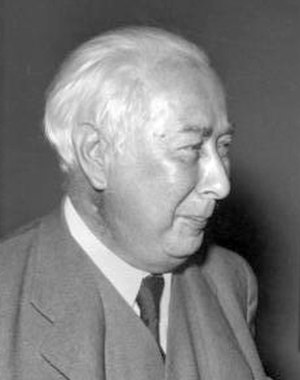 Theodor Heuss - President Heuss in 1953