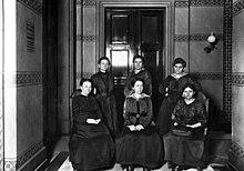 Weibliche Regierungschefs