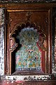 Bundi-Garh Palace-Chhatra Mahal-Krishna dancing with Radha-20131015.jpg