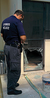 Burglary Crime of entering someones property, often with the intent to steal from them or commit another offence