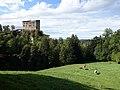 Burgruine Gilgenberg. 710 m.ü.M, in Zullwil, im Solothurner Faltenjura, Schweiz (8).jpg