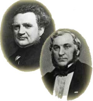 Burmeister & Wain - Carl Christian Burmeister and William Wain