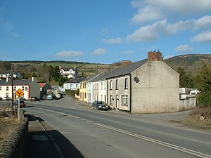 Burnfoot, County Donegal - Burnfoot village.