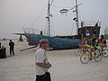 Burning Man 2013 Ben and the narwhal (9660406752).jpg