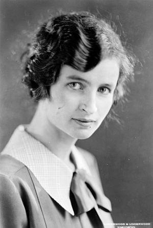 Burnita Shelton Matthews - Burnita Shelton Matthews in 1925