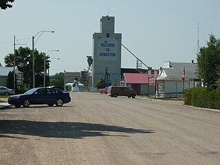 Kenaston, Saskatchewan Village in Saskatchewan, Canada