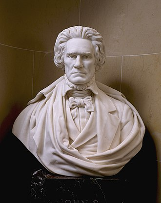 21st United States Congress - President of the Senate John C. Calhoun.