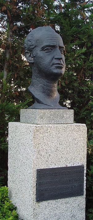 Busto-juan-carlos