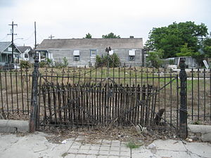 Land lot - Vacant lot, with fencing
