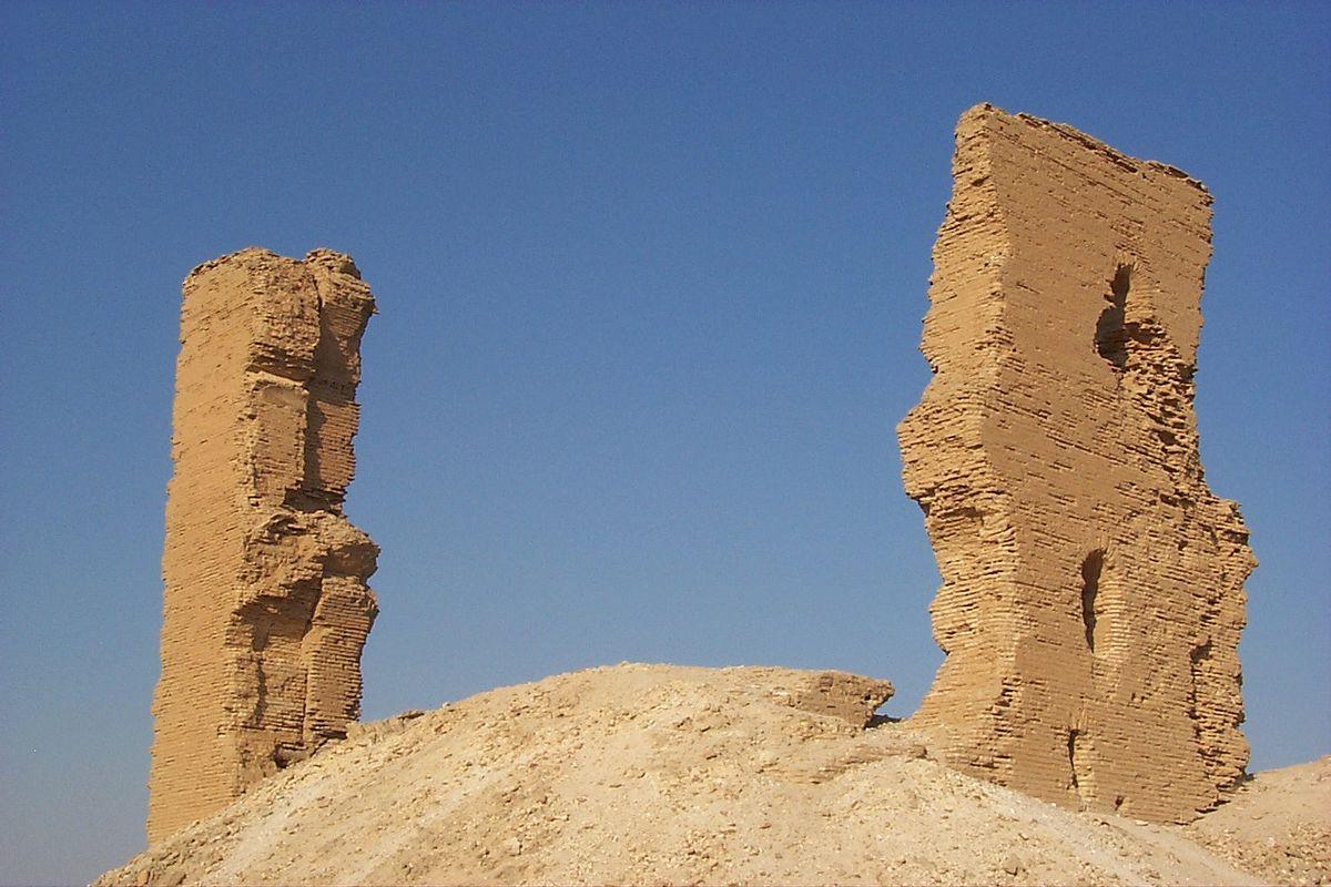 Px Byzantine Tower At Meskene C Ancient Barbalissos