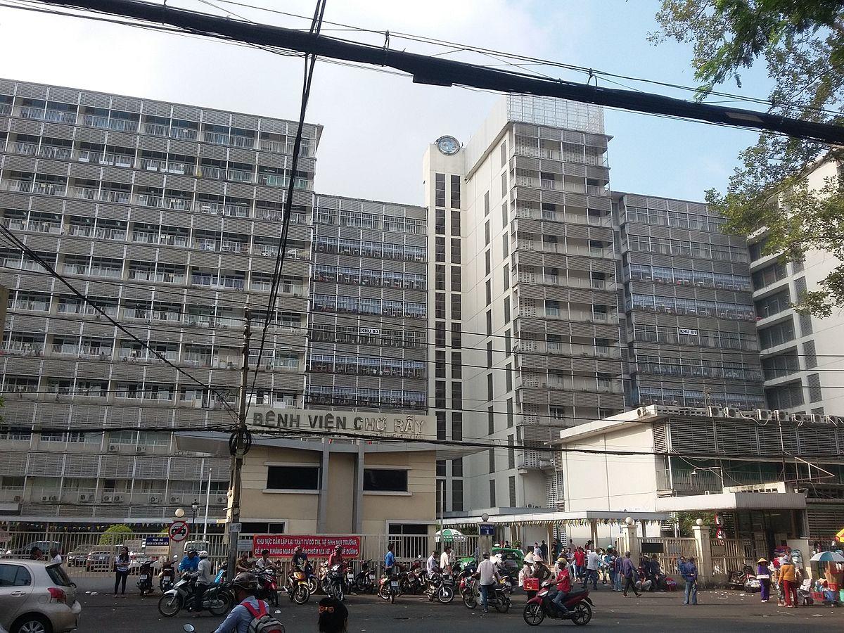 Kết quả hình ảnh cho bệnh viện chợ rẫy