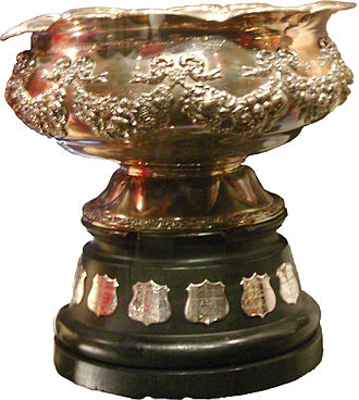 Canadian Amateur Hockey League - Championship trophy of the CAHL.