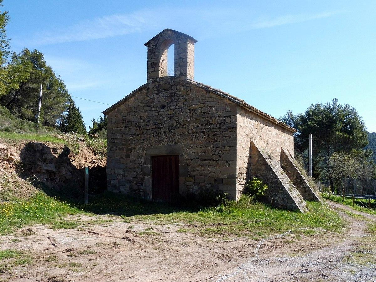 Capella de sant miquel d 39 aguilar viquip dia l for Piscina aguilar de segarra