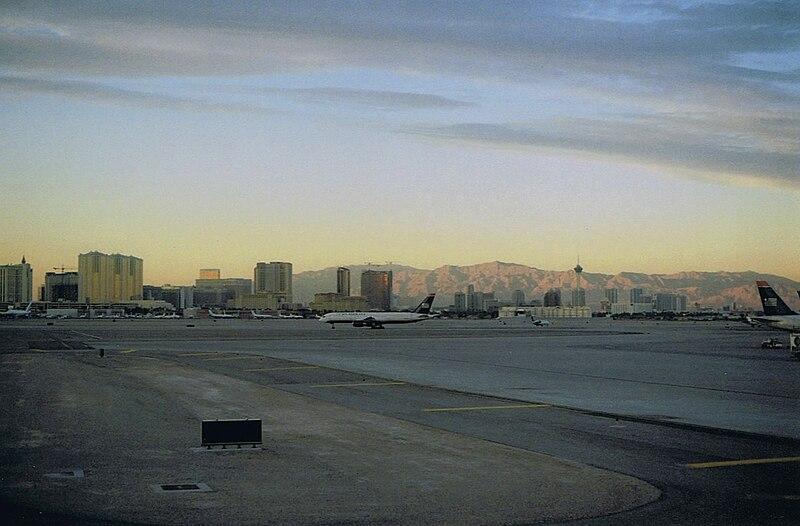 Vé máy bay giá rẻ đi Las Vegas Mccarran Hoa Kỳ