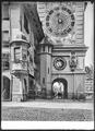 CH-NB - Bern, Zytglogge, vue partielle extérieure - Collection Max van Berchem - EAD-6635.tif