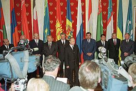 Sommet de la CEI du 20 au 22 juin 2000.