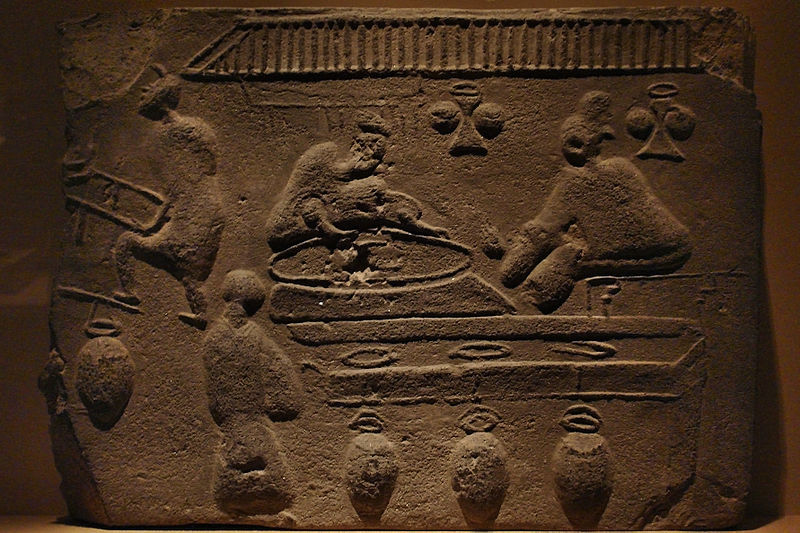 File:CMOC Treasures of Ancient China exhibit - pictorial brick depicting wine-making.jpg