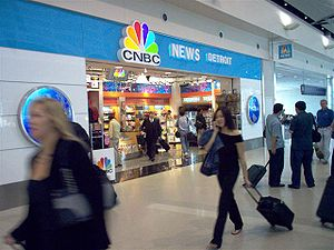 CNBC News, Wayne County Metro Detroit Airport ...
