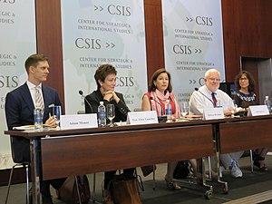 Ellen Tauscher - Image: CSIS US Nuclear Weapons Modernization 29 Jun 2017