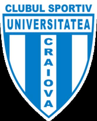 1990–91 Cupa României - Image: CS U Craiova