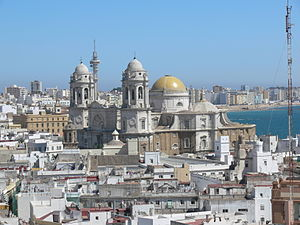 Roman Catholic Diocese of Cádiz y Ceuta - Cádiz Cathedral