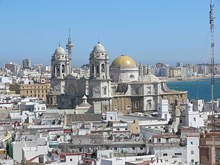 Roman Catholic Diocese of Cádiz y Ceuta diocese of the Catholic Church
