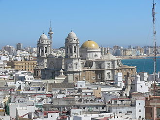 Roman Catholic Diocese of Cádiz y Ceuta - Cádiz Cathedral