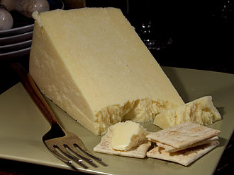 Caerphilly cheese - Image: Caerphilly cheese
