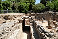 Caesarea-phil-palast-des-agrippa-durchgang.JPG