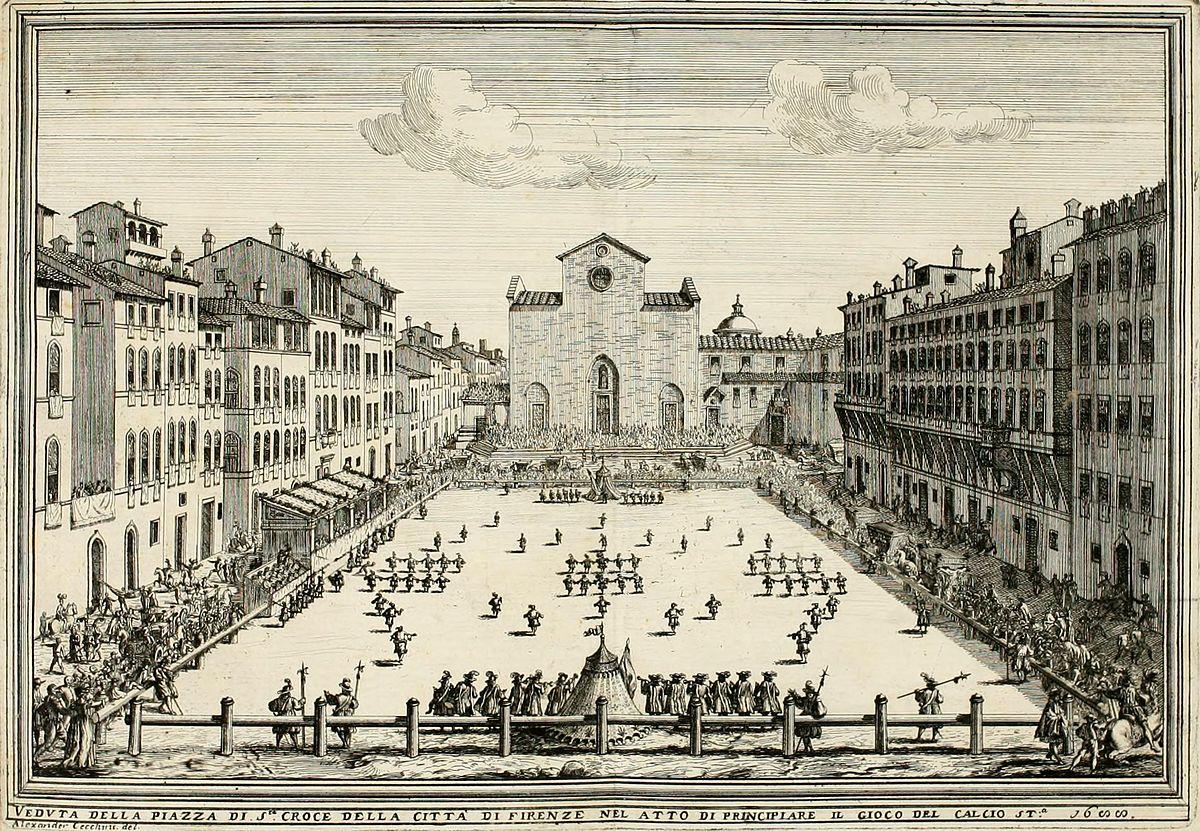 Calcio florentino - Wikipedia, la enciclopedia libre
