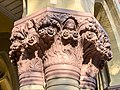 Calcutta High Court - Sculptured on the pillar 08.jpg