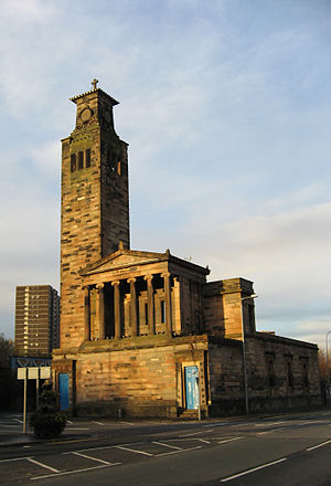 Buildings at Risk Register for Scotland - High-profile buildings on the register include Alexander 'Greek' Thomson's Caledonia Road Church in Glasgow