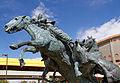 Calgary Stampede Sculpture 1 (8033534621).jpg