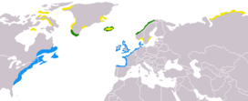 Calidris maritima map.png