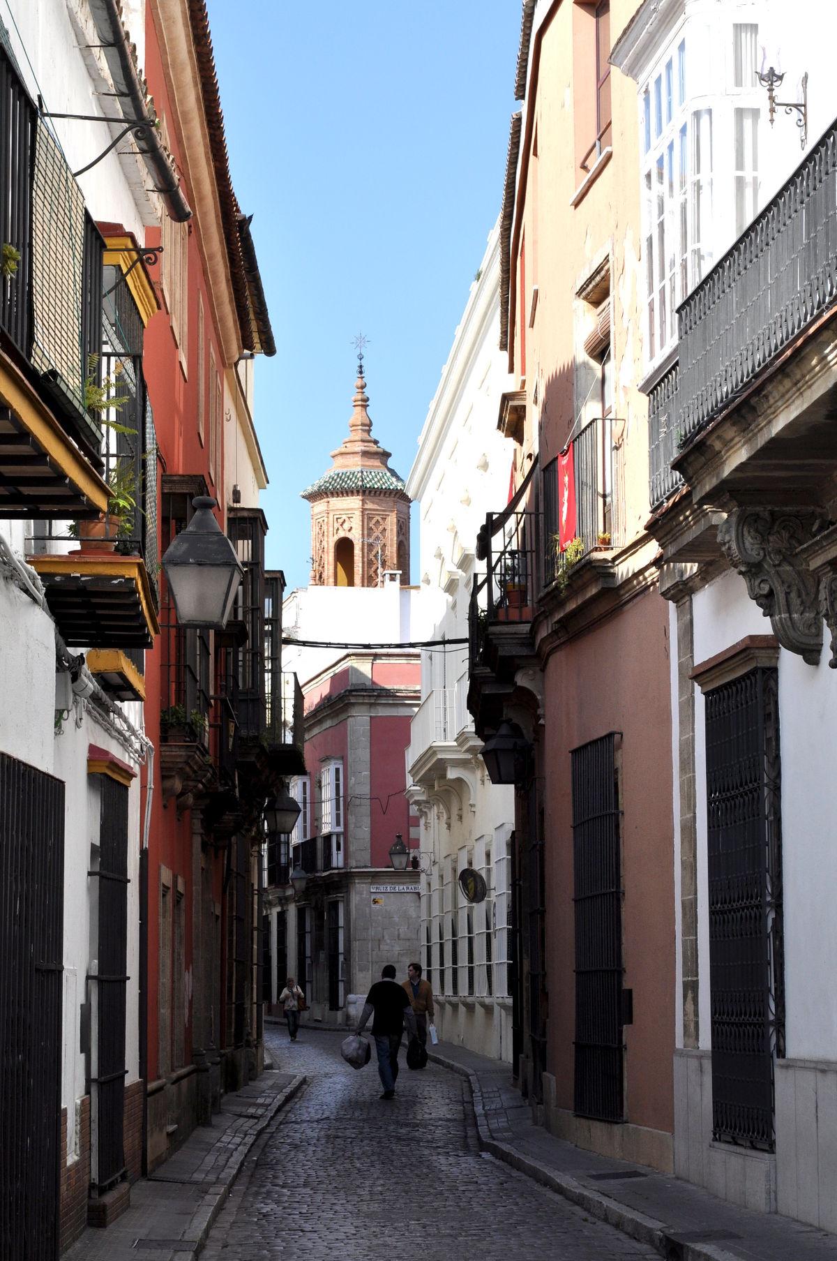 Calle francos wikipedia la enciclopedia libre for Calle prado jerez 3 navacerrada
