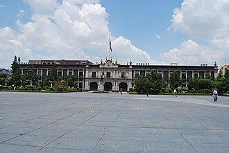 Toluca - Toluca City Hall.