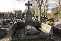 Cambrai - Cimetière de la Porte Notre-Dame, sépulture remarquable n° 10, Henri Mallez, maire de Cambrai et député (02).JPG