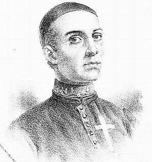 Camilo Henríquez - Friar Camilo Henríquez