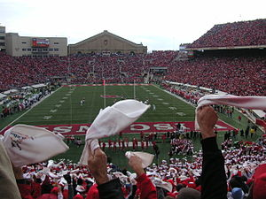 Camp Randall Stadium - Image: Camp Randall Stadium 2