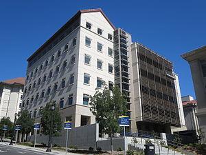 Campbell Hall (UC Berkeley) - Campbell Hall