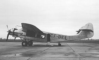 Burnelli CBY-3 - The CBY-3 in 1948