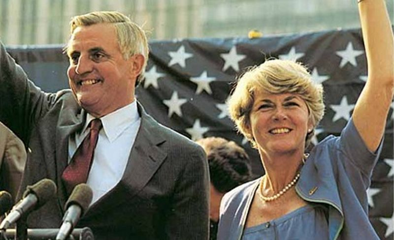Candidates Walter Mondale and Geraldine Ferraro campaigning at Ft. Lauderdale, 4-27-84..jpg