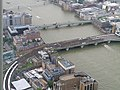 Cannon Street Railway Bridge and Southwark Bridge - panoramio.jpg