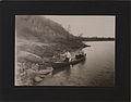 Canoeing onthe Saskatchewan, Saskatoon (HS85-10-22707).jpg
