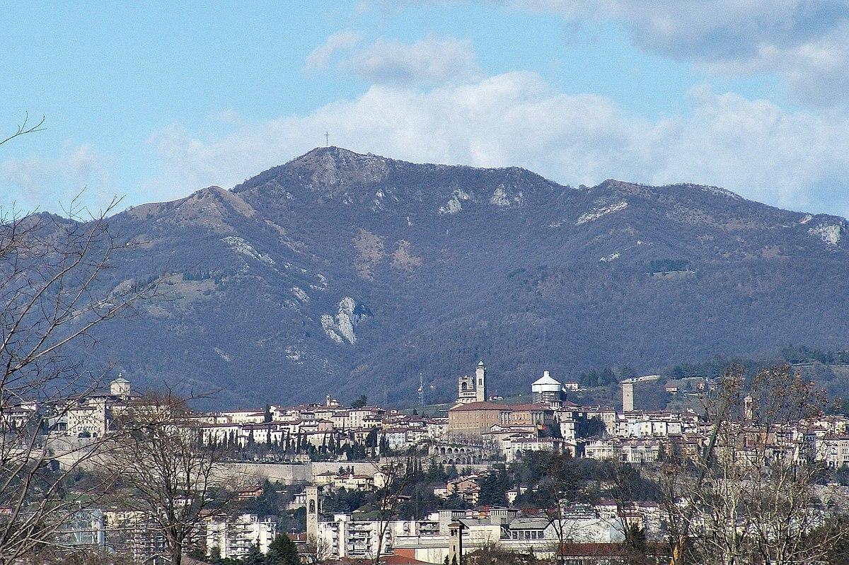 Parco dei Colli di Bergamo - Wikipedia