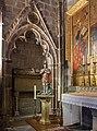 Capella de la Visitació, Cathedral of Barcelona 2666.jpg