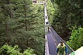 Capilano Suspension Bridge, North Vancouver (2556529559).jpg